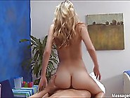 Small Titted Blonde Likes To Put On Her Erotic Lingerie While Go