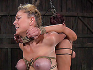 Lavender Rayne Can Only Achieve An Orgasm If She's Being Torture