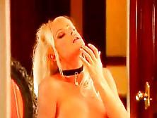 Zdenka Podkapova - Gorgeous Babe Enjoys Rubbing Her Own Curves