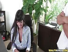 Latina Slut Mercedes Gets Banged