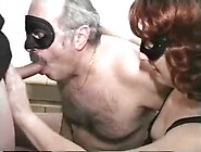 Italian Bisex Couple Swinging