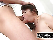 Chubby Mother With Big Tits Fucking Her Toy Boy