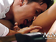 Kinky Nurse Gives Good Blowjob And Has Crazy Sex Fun With Intern