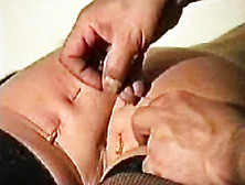 Twisted Bdsm Needle Torturing