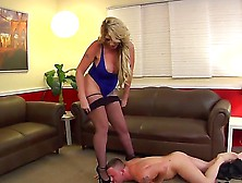 Appetite Blonde Is Horny Today! She Wants To Get Real Fuck! That