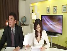 京香Julia的辦公室性愛