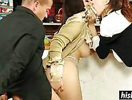 Valentina And Lien Get Plowed Hard