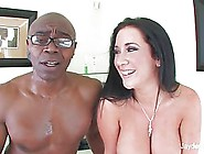 Jayden Jaymes Is Having Sex With A Black Guy,  Because She Likes