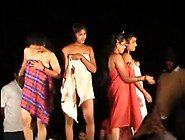 Naked Stage Dance In Andhra India నగ్న.