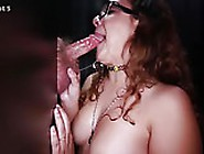 18 Year Old Slut Loves Gulping Down Older Guys Cum