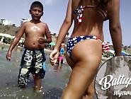 Tarde De Playa Buenos Culos...