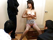Miki Sato Japanese Doll Is A Teacher In A Gangbang