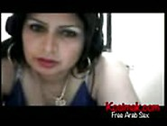 Arabic Whore On Webcam In Sexy Dress