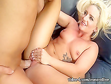 Incredible Pornstars Scott Lyons,  Cali Carter In Horny Blonde,  S