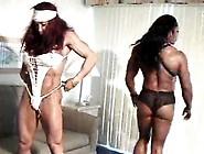 Lesb Gym Babes