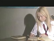 Lesbian Teacher Punish Schoolgirl With Spanking And Anal Strapon