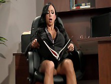 Jade Jewels Office Fuck With Hunk