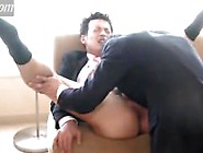 Hot Gay Japanese Men Foreplay,  Stroking