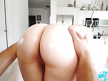 Rainia Belle Works That Big Ass Booty