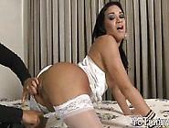Sexy Latin Shemale In Stockings Analyzed