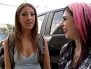 Joanna Angel And Jenna Haze Are Sucking