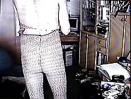 Sharp 05 At1 8Mm-Cam Crossdresser Catsuit Naked Men Nylons