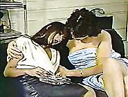 Mature Lesbian Pleasing Gorgeous Brunette Babe