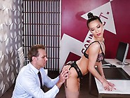 Desktop Fucking For Hot Asian Boss Kalina Ryu