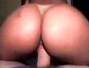 Hot Big Ass Girlfriend Fucks My In Reverse Cowgirl And Anal Pov