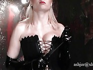 Mistress,  Her Bitch Slave & 3 Fucking Lucky Guys