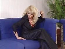 Blonde Big Clit Mature
