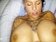 Nice Riding Fucked Girl On Cock