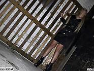 Sultry German Frau Nina Elle Gets Double Fucked By Black Cocks