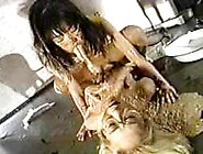 Messy Asian Vomit Play