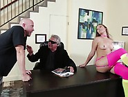 Naughty Dani Daniels Banged Balls Deep