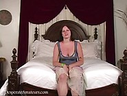 Beautiful Lady In Interracial Porn Video