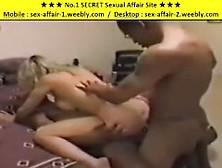 Sexy White Wife Gangbanged ★★★