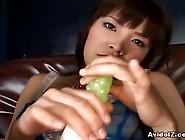 Close Up On Yurika's Goto Dripping Wet Snatch In Toy Masturbatio