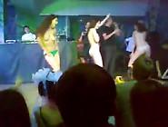 Drunk Girls Get Nude On Stage