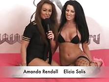 Shebang. Tv Amanda Rendall Elicia Solis