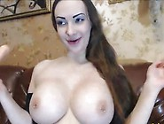 Live Cams - Busty Babe With Piercings Everywhere Even On Ass