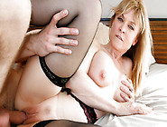 Nina Hartley & Danny Wylde In Cougars Like Them Sexy - Milehighm