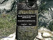 Skyrim Naughty Playthrough Part 1