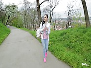 Bitches Abroad - Sexy Czech Tourist Gets A Heavy Dicking On Her