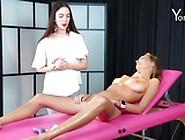Yonitale Study: Genitals Of Katya Clover