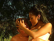 A Real Sweetie In Sexy Clothes Allows The Guy To Hump Her In The