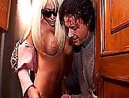 Amazing Blonde Shemale Fucked Hard By Two Guys - Ashemaletubecom