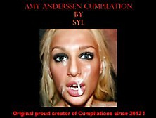 Amy Anderssen Cumpilation