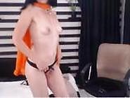 Barecamgirl. Com Cute Teen With Nice Body Masturbating Hard Webca