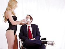 Hot Lesbians Lily Cade And Kayden Kross Enjoy A Kinky Sex Game